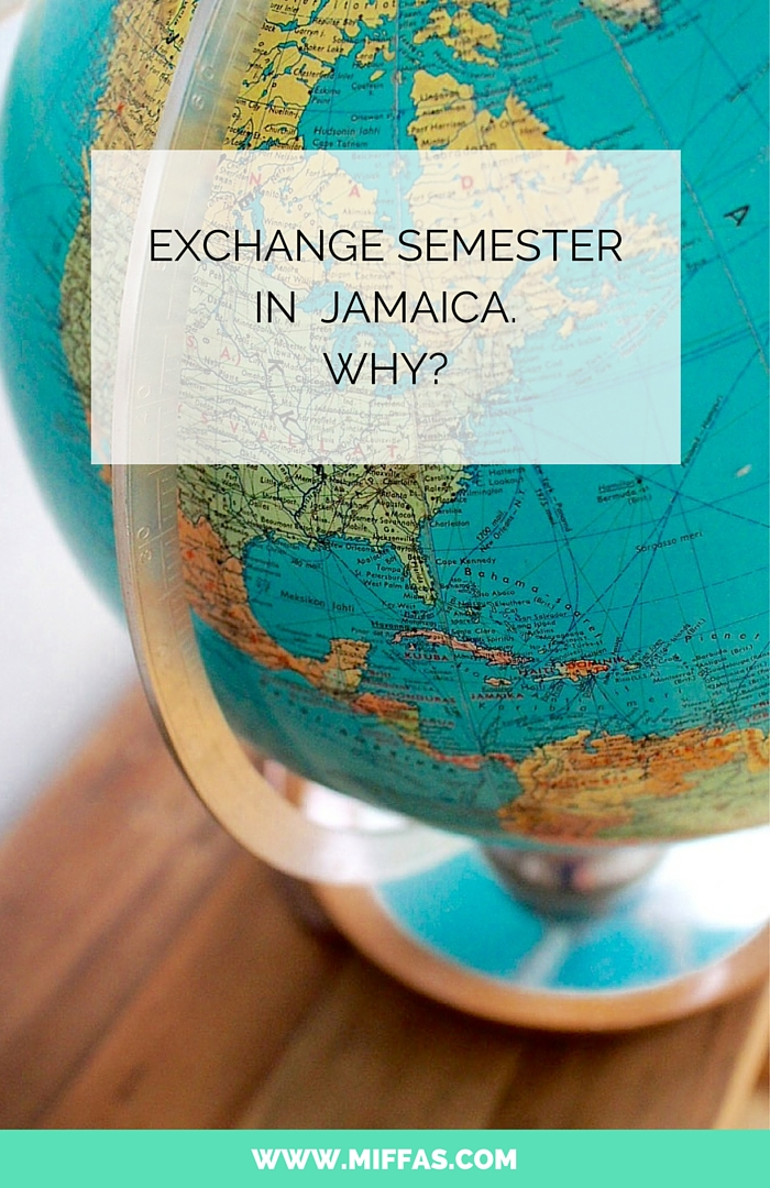 exchange semester in jamaica globe