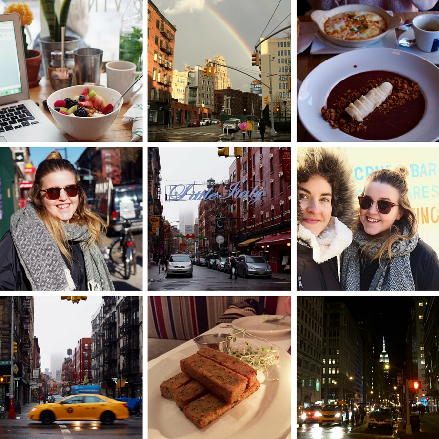 New York Collage Mix