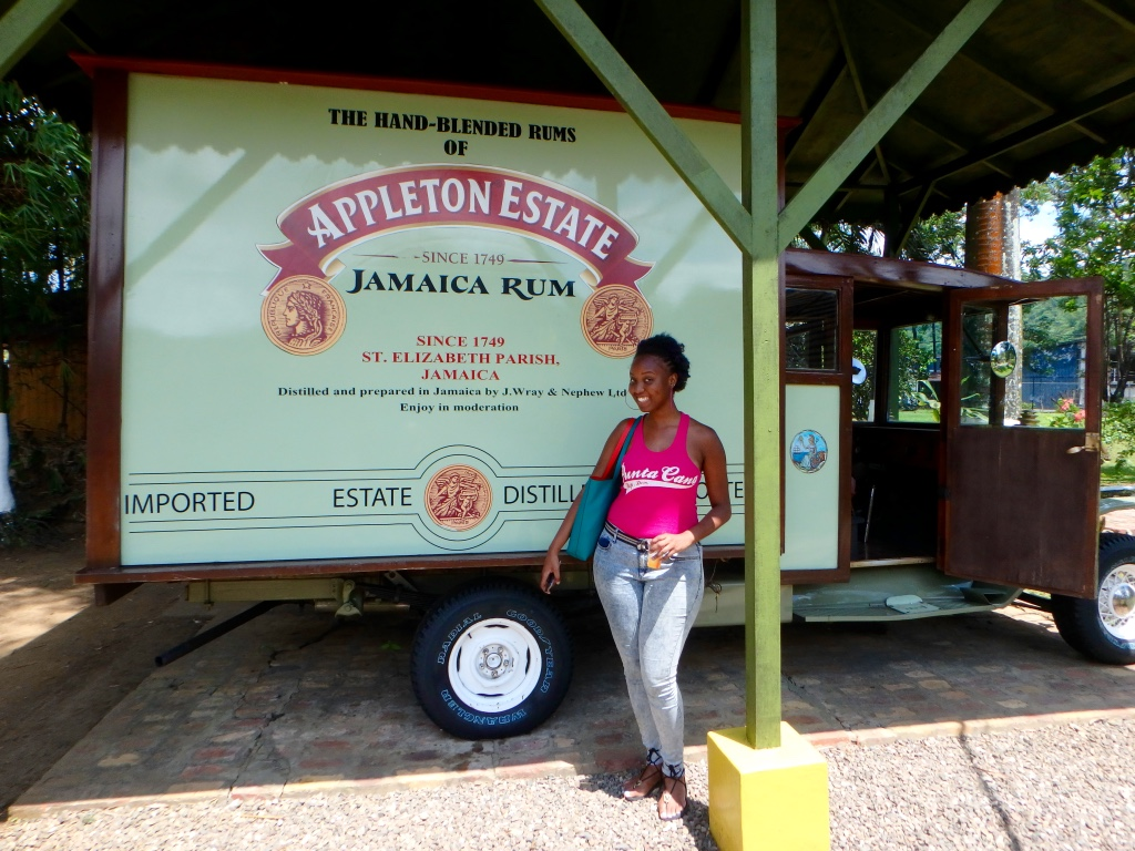 Appleton Estate Rum Tour Truck