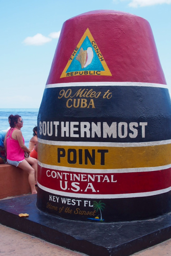 Key West Florida Southernmost Point USA